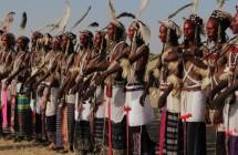 Gerewol dancers