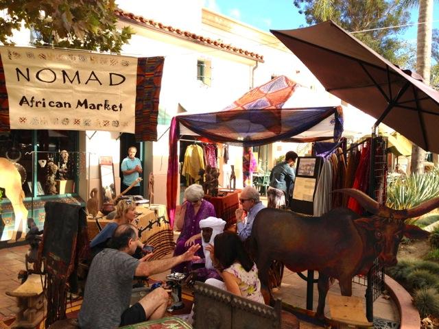 NOMAD African Market Sale