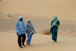 Desert Beginnings